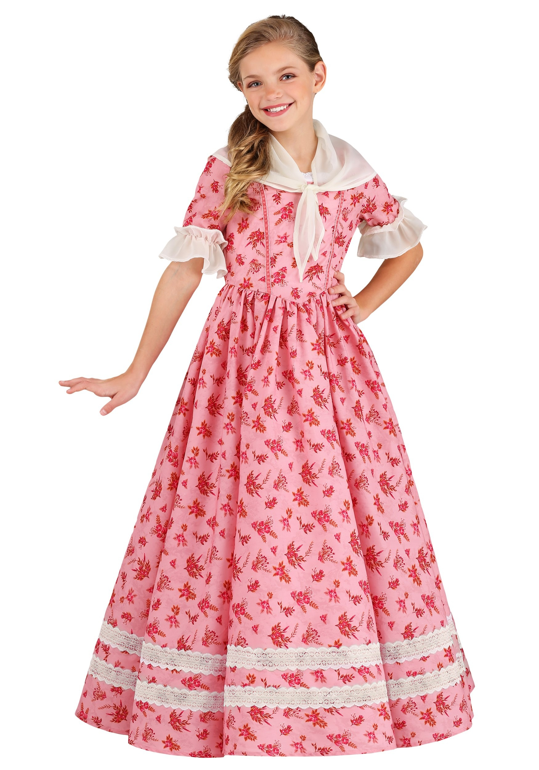 Lovely Southern Belle Kid's Costume
