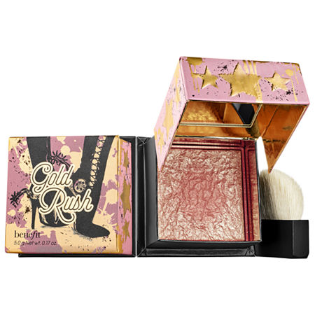 Benefit Cosmetics Gold Rush Blush, One Size , No Color Family