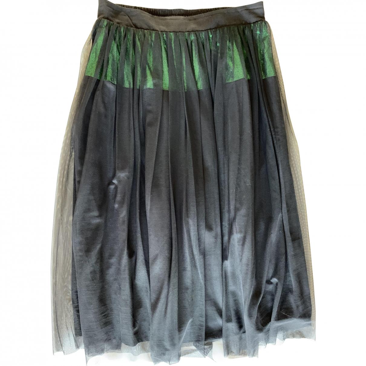 8pm \N Black skirt for Women XS International