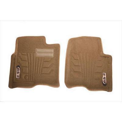 Nifty Catch-It Carpet Front Floor Mat (Tan) - 583071-T