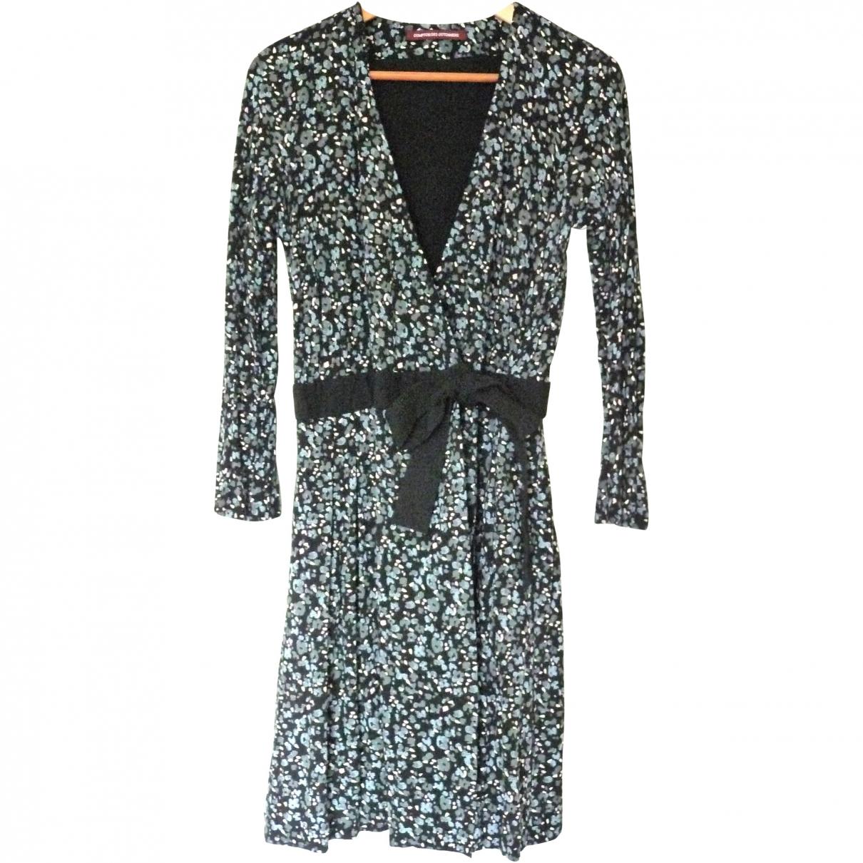 Comptoir Des Cotonniers \N Blue dress for Women 38 FR