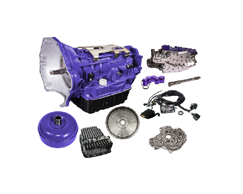 ATS Diesel 3097362326 Stage 3 68RFE 4WD Transmission Package with Co-Pilot and 3 year/300000 Mile Warranty 07.5-11 Dodge RAM 6.7L Cummins