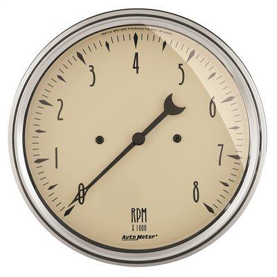 Auto Meter Antique Beige Street Rod Tachometer - 1899