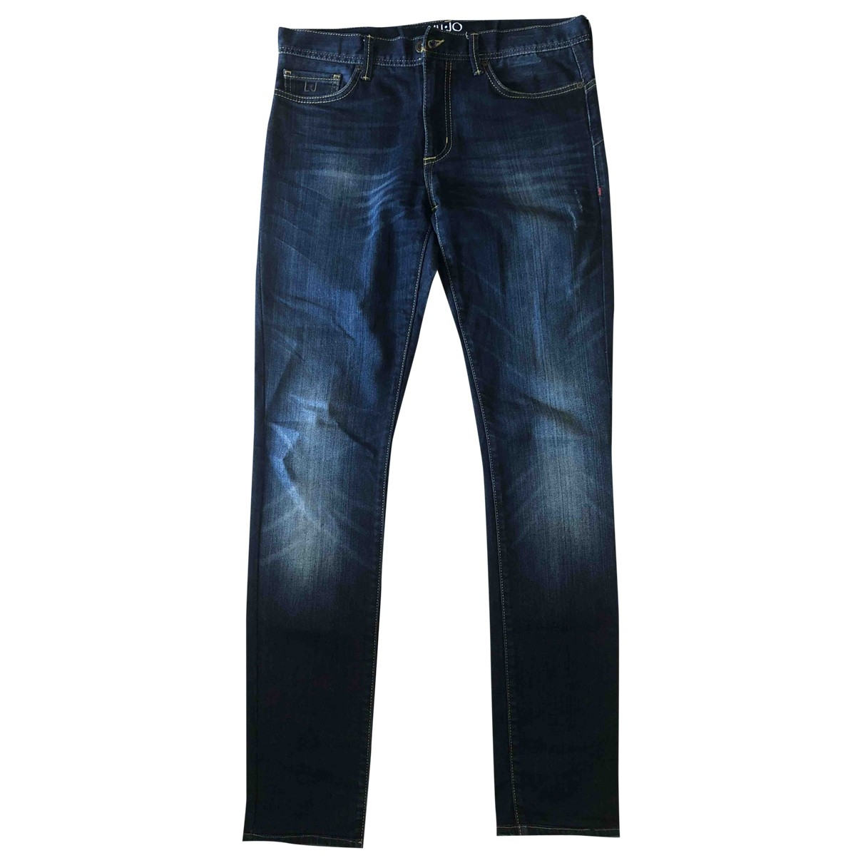 Liu.jo \N Blue Jeans for Men 38 - 40 FR