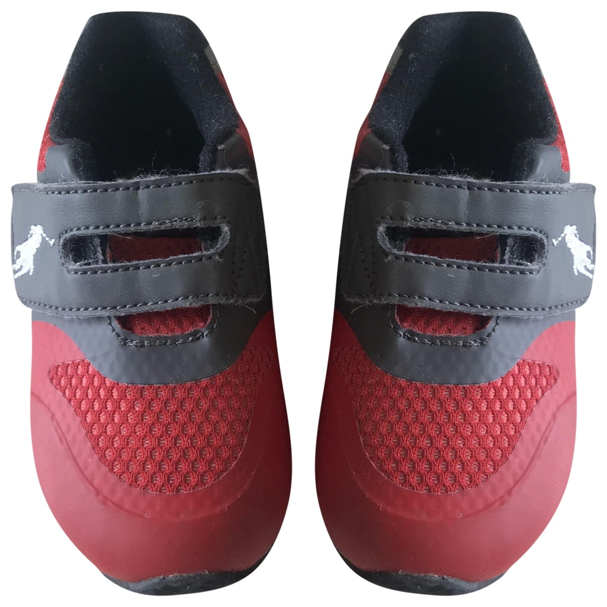 Polo Ralph Lauren \N Red Rubber Trainers for Kids 19 EU