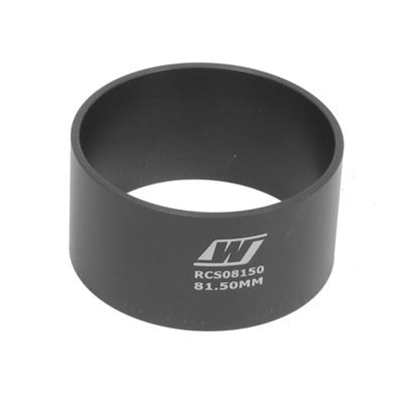 Wiseco RCS08950 89.5mm Black Anodized Piston Ring Compressor Sleeve