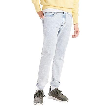 Levi's Mens 512 Slim Taper Pant, 32 29, Gray