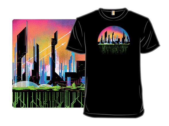 City Of Tomorrow T Shirt