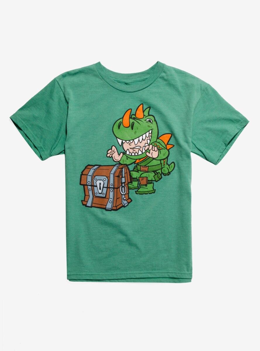 Fortnite Rex Loot Youth T-Shirt