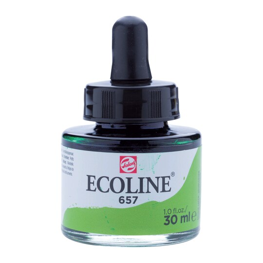 Ecoline® Liquid Watercolour, 30 ml Jar By Royal Talens in Bronze Green | Michaels®