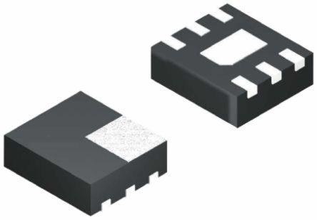 Melexis MLX92213ELD-AAA-000-RE , Latch Hall Effect Sensor, 6-Pin UTQFN (5000)