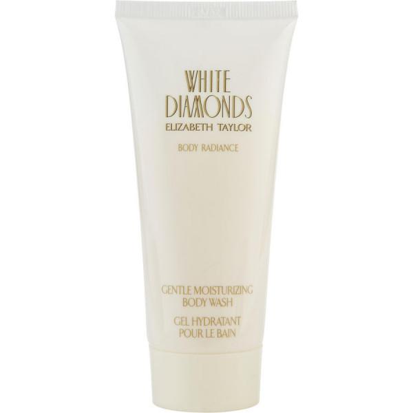 Elizabeth Taylor - White Diamonds : Shower Gel 3.4 Oz / 100 ml