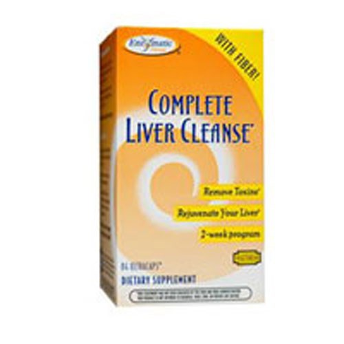 Complete Liver Cleanse 84 Ultracaps by Enzymatic Therapy