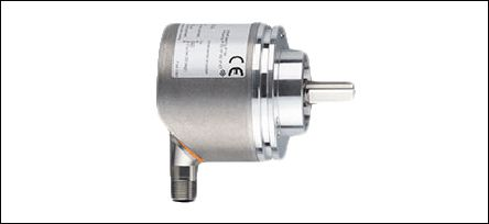 ifm electronic Incremental Encoder  RV3100 12000rpm IO-Link Solid 4.5 → 30 V dc