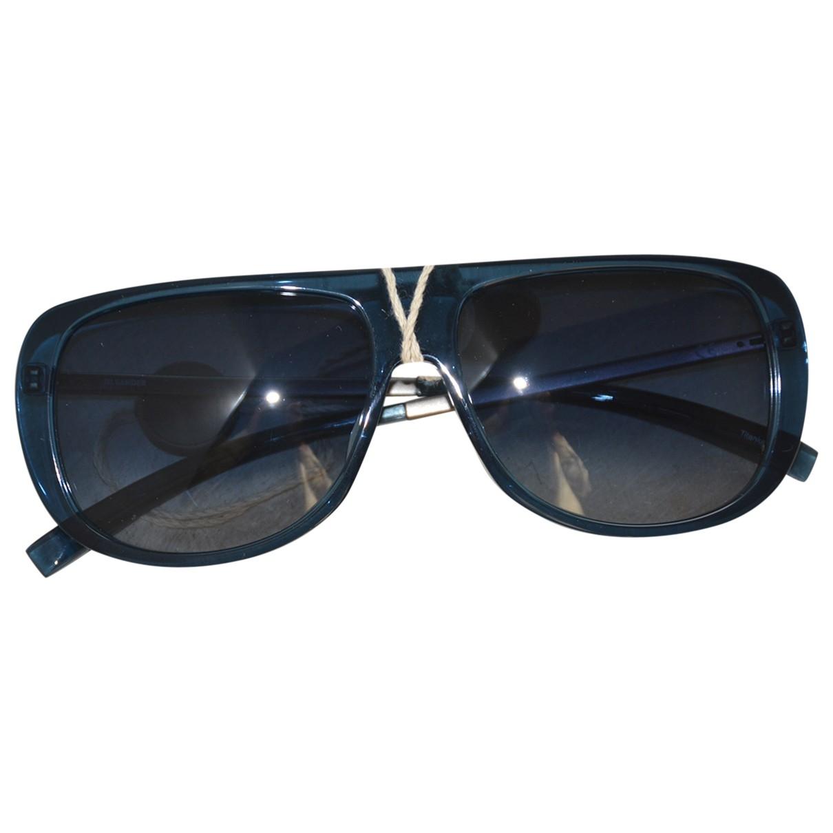 Jil Sander \N Blue Sunglasses for Women \N