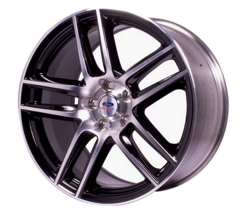 Ford Racing M-1007-DC199LGB Gloss Black Wheel Front
