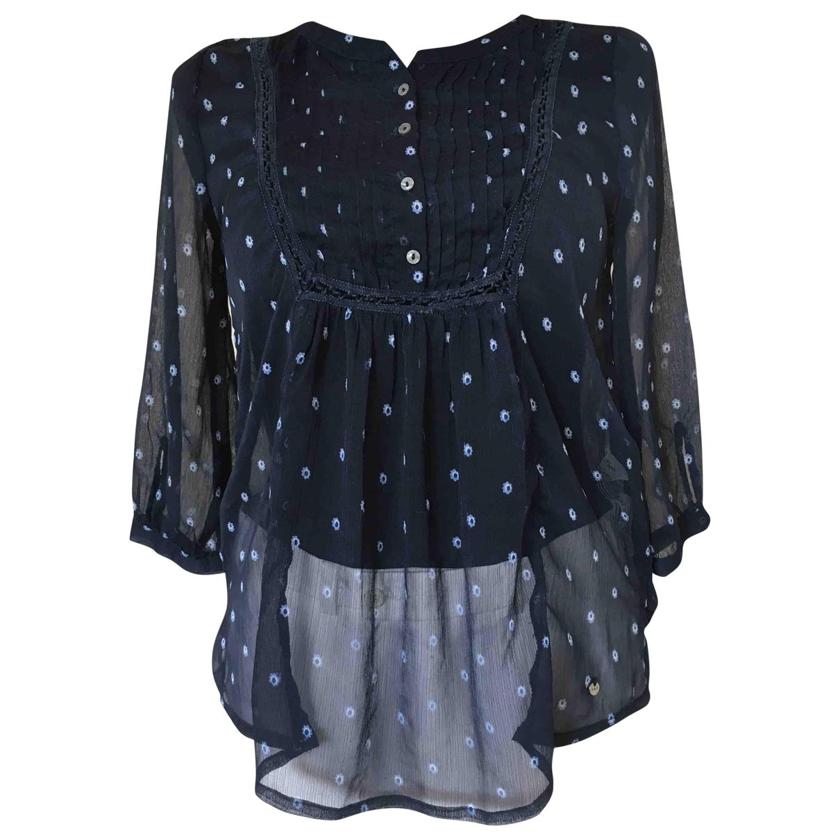 Abercrombie & Fitch \N Blue  top for Women XS International