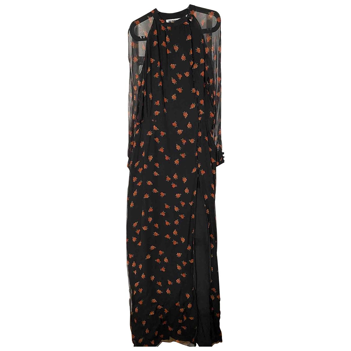 Vilshenko \N Black Silk dress for Women 40 FR
