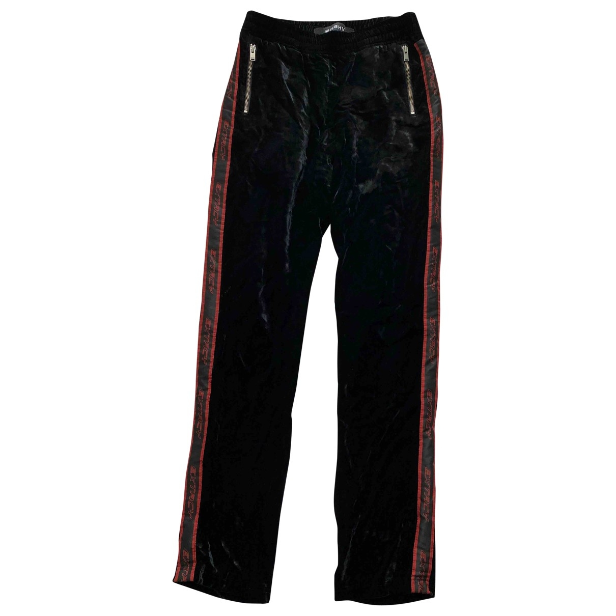 Misbhv \N Black Trousers for Men S International
