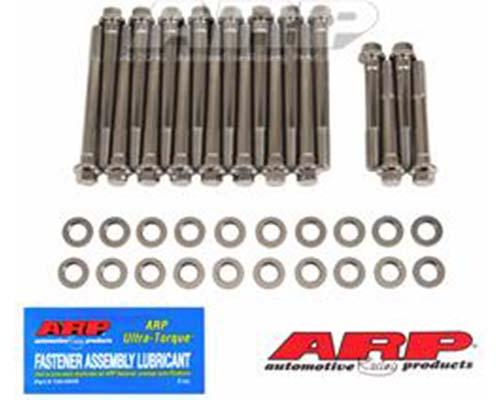 ARP Oldsmobile 350-455 7/16in SS Hex Head Bolt Kit