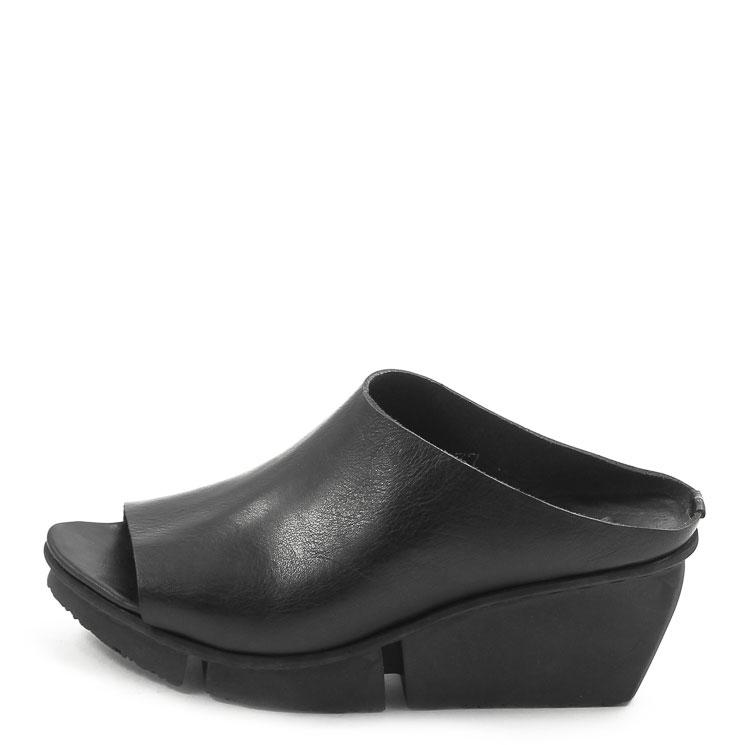 Trippen, Solo Splitt Women's Slippers, black Größe 39