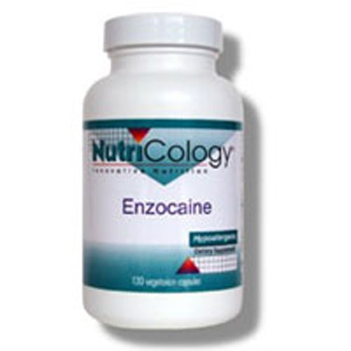 Enzocaine 120 Vcaps by Nutricology/ Allergy Research Group
