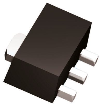 ROHM N-Channel MOSFET, 3 A, 30 V, 3-Pin MPT  RHP030N03T100 (20)
