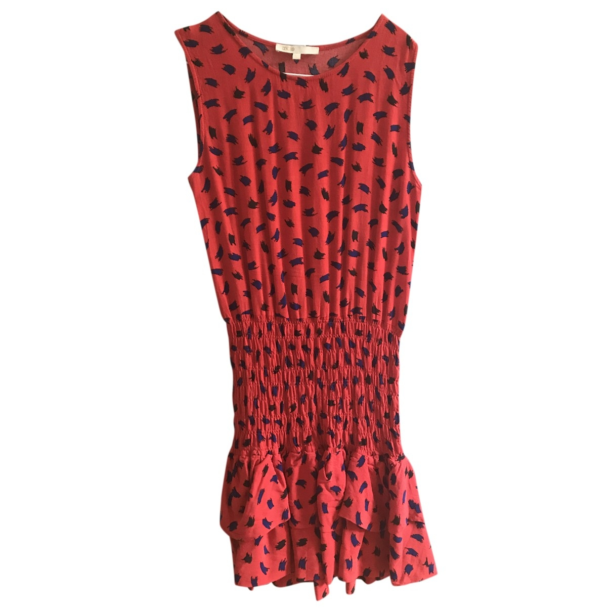 Maje \N Red dress for Women 34 FR