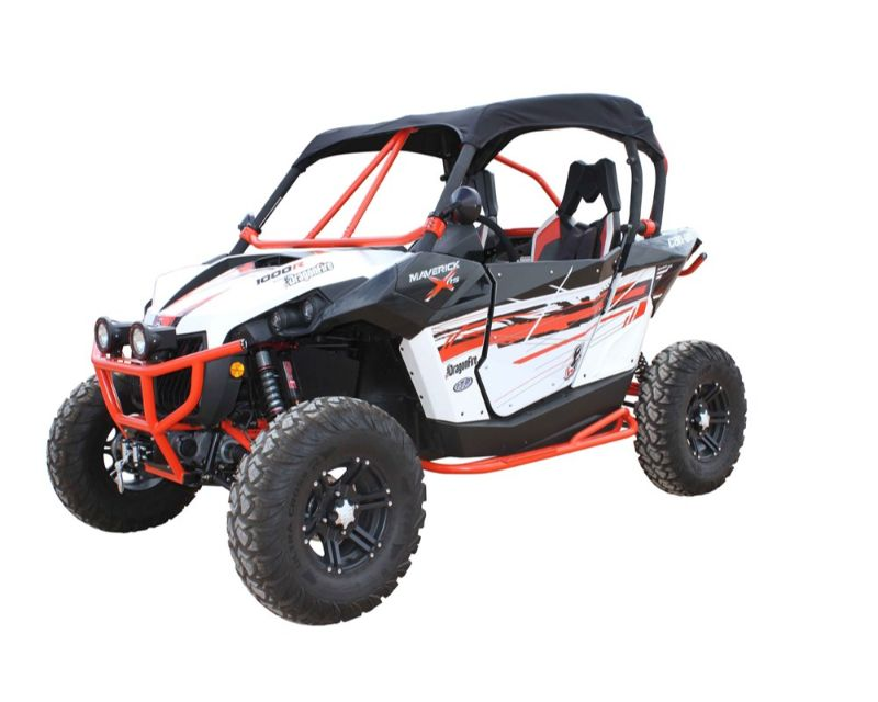 DragonFire Apr-00 SoftTop Black Can-Am Commander | Maverick