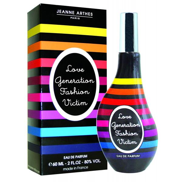 Jeanne Arthes - Love Generation Fashion Victim : Eau de Parfum Spray 2 Oz / 60 ml