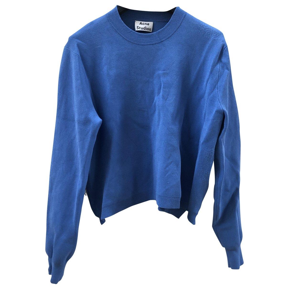 Acne Studios \N Blue Knitwear for Women S International
