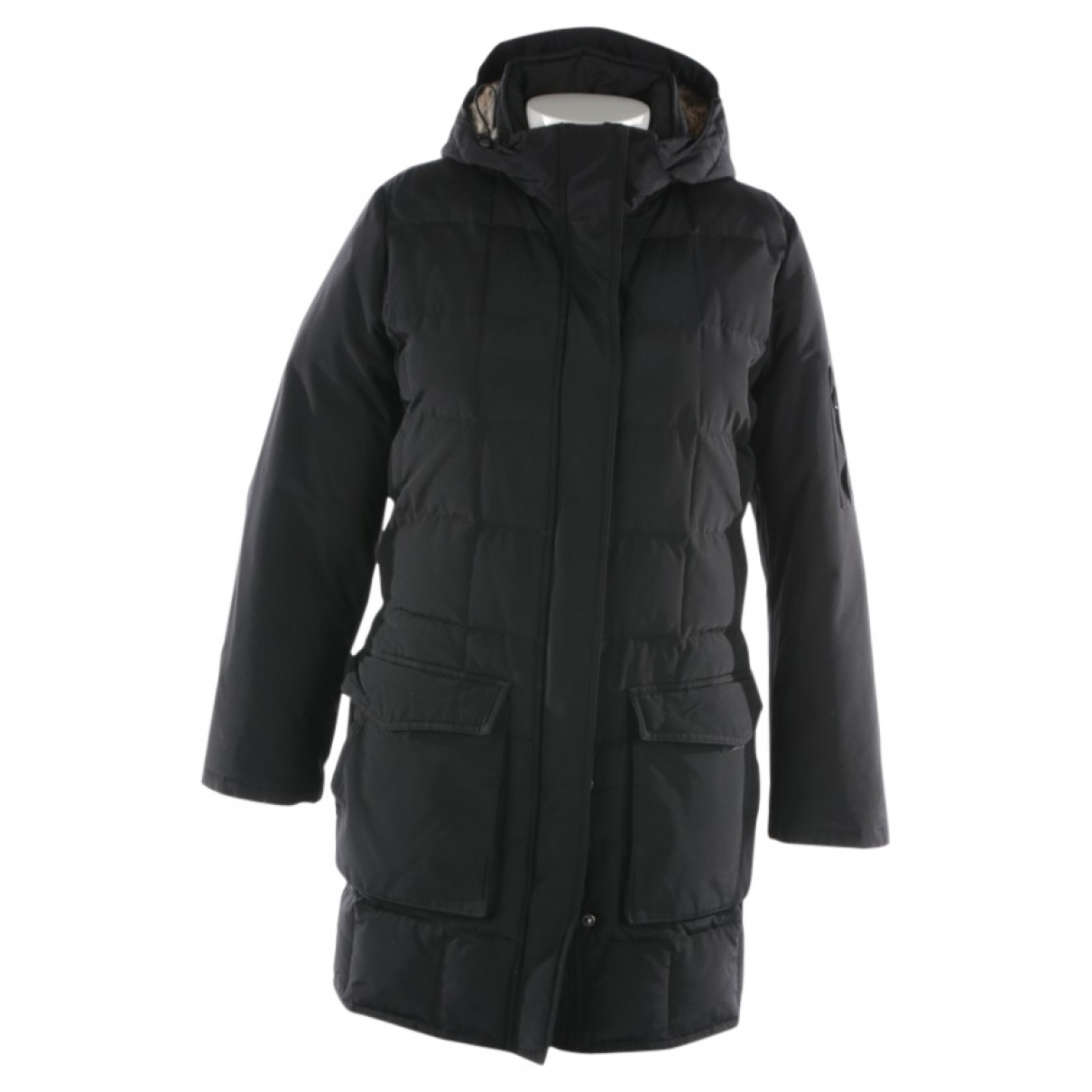 Woolrich \N Black coat for Women L International