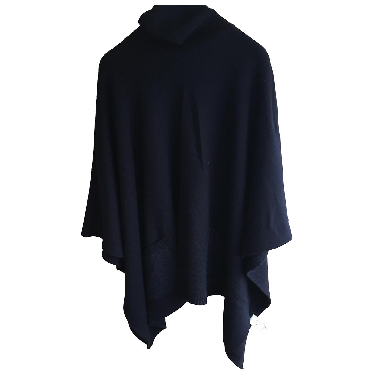 Fendi \N Navy Wool Knitwear for Kids 12 years - XS