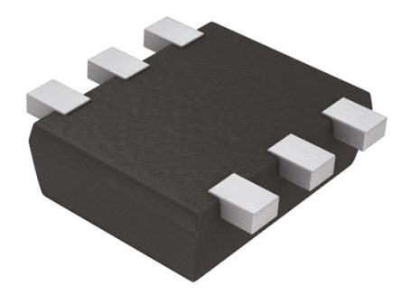 ROHM N-Channel MOSFET, 3.5 A, 20 V, 6-Pin TUMT  RUL035N02TR (20)
