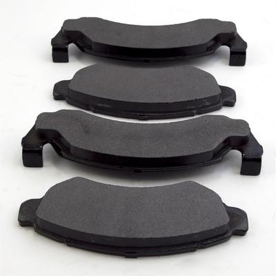 Omix-ADA Front Disc Brake Pads - 16728.01