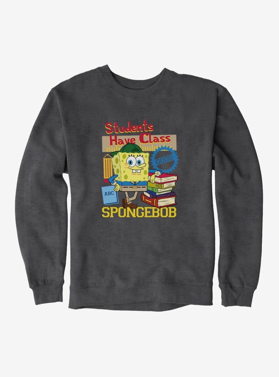SpongeBob SquarePants Students Have Class Sweatshirt