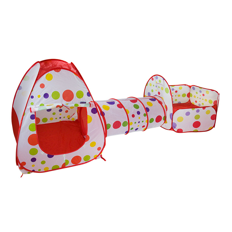 Simple Style Polyester Kids Indoor Playing Tent