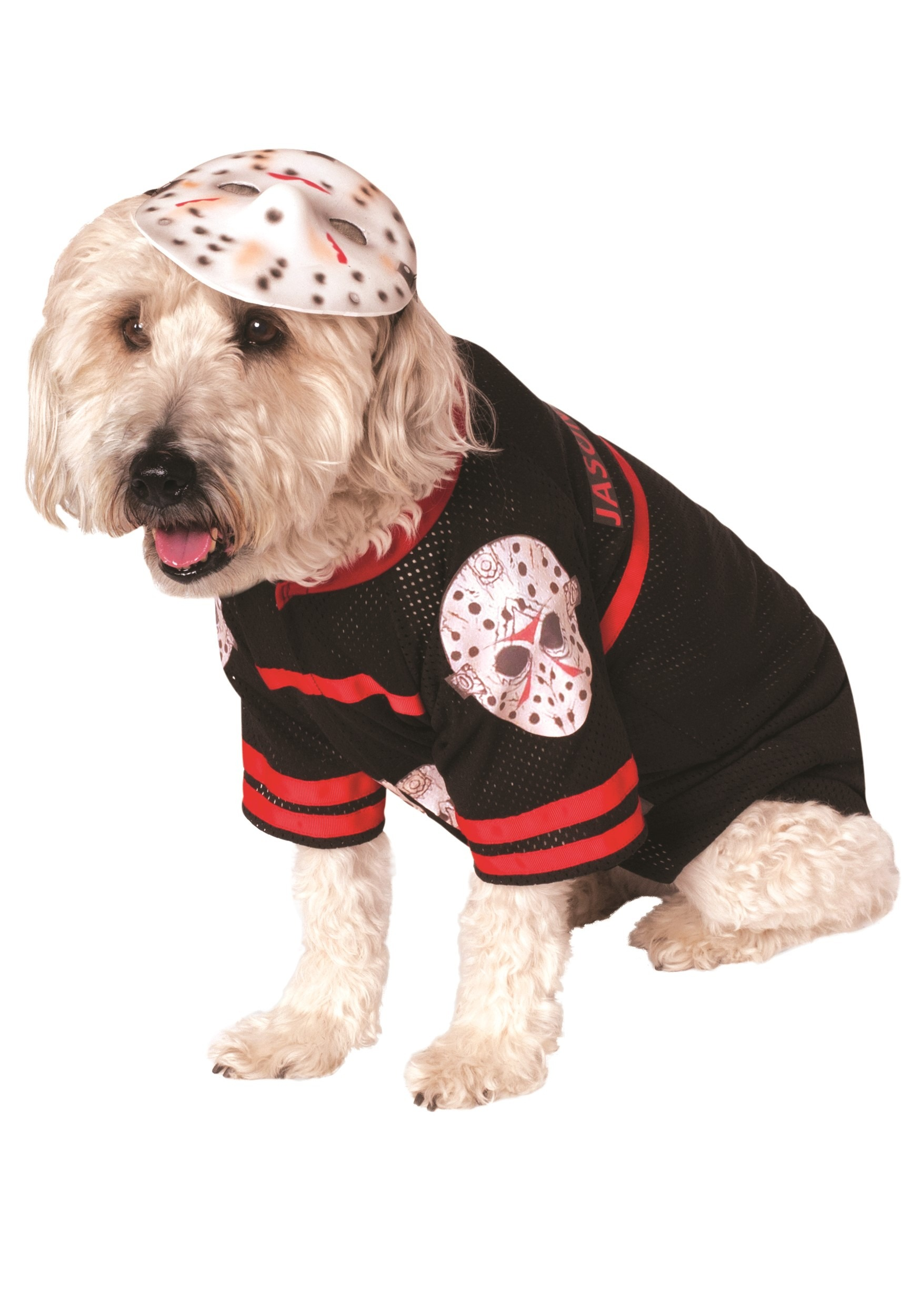Jason Voorhees Costume for Pets