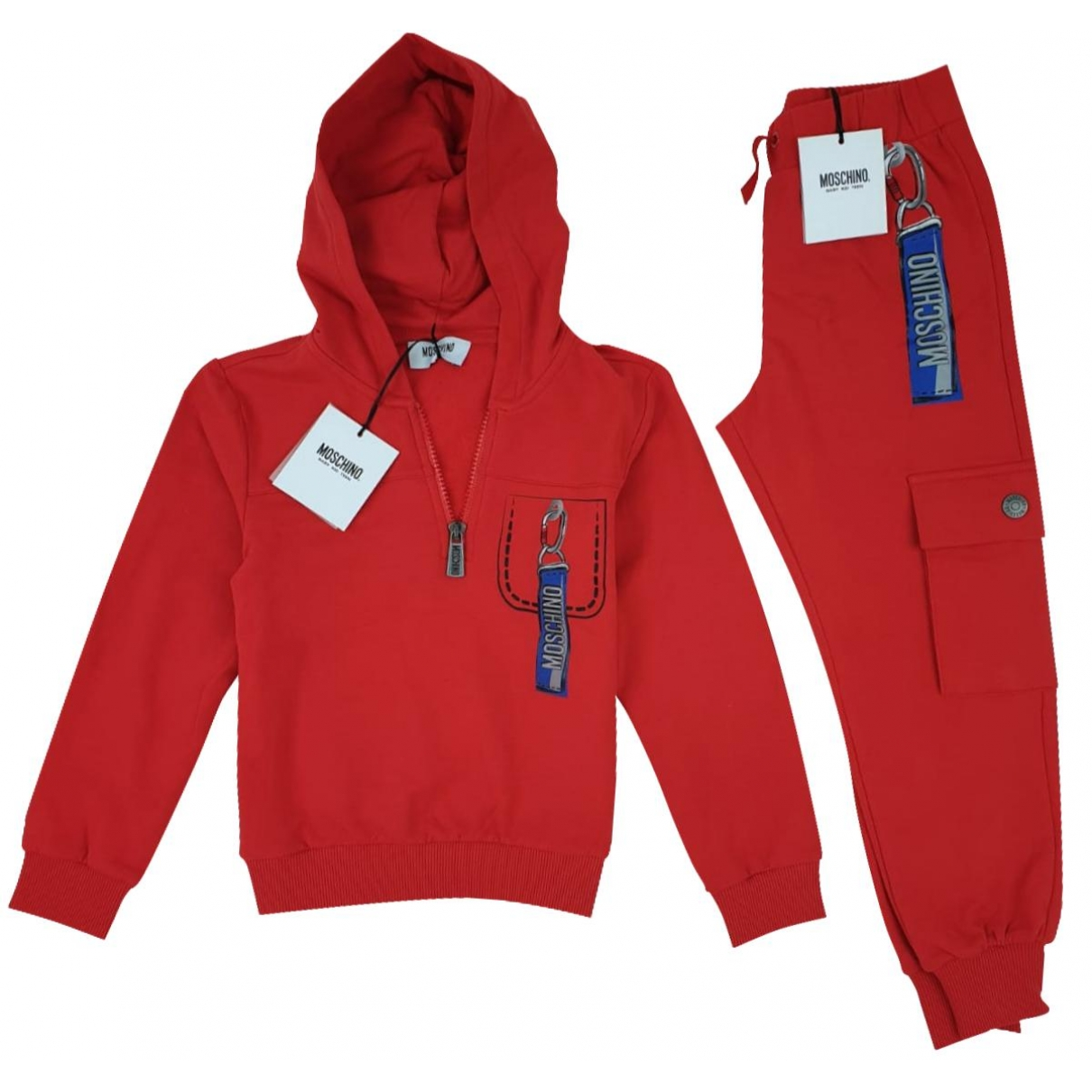 Moschino \N Red Cotton Outfits for Kids 6 years - until 45 inches UK