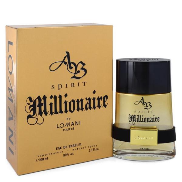 Lomani - AB Spirit Millionaire : Eau de Parfum Spray 3.4 Oz / 100 ml