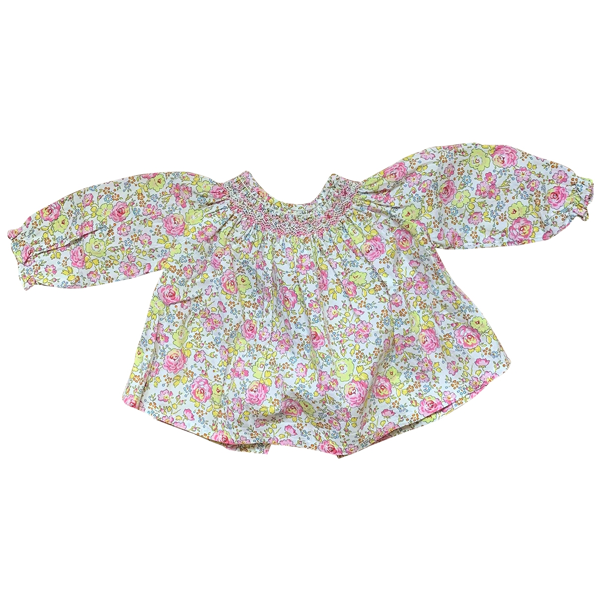 Bonpoint \N Multicolour Cotton  top for Kids 3 months - up to 60cm FR