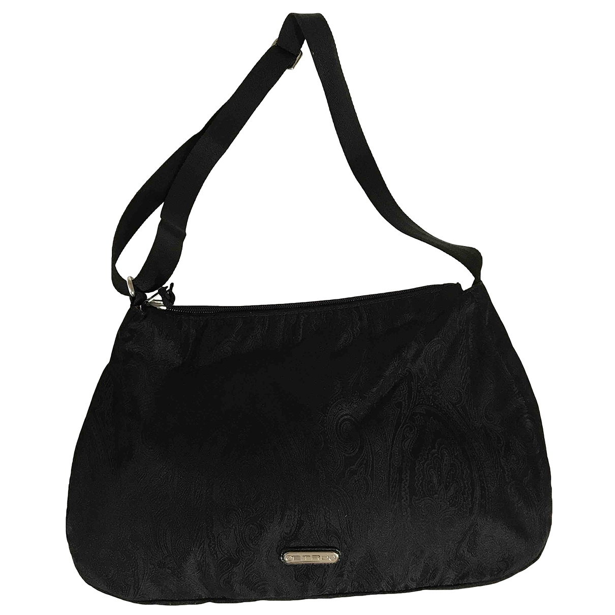 Etro \N Black Cloth handbag for Women \N