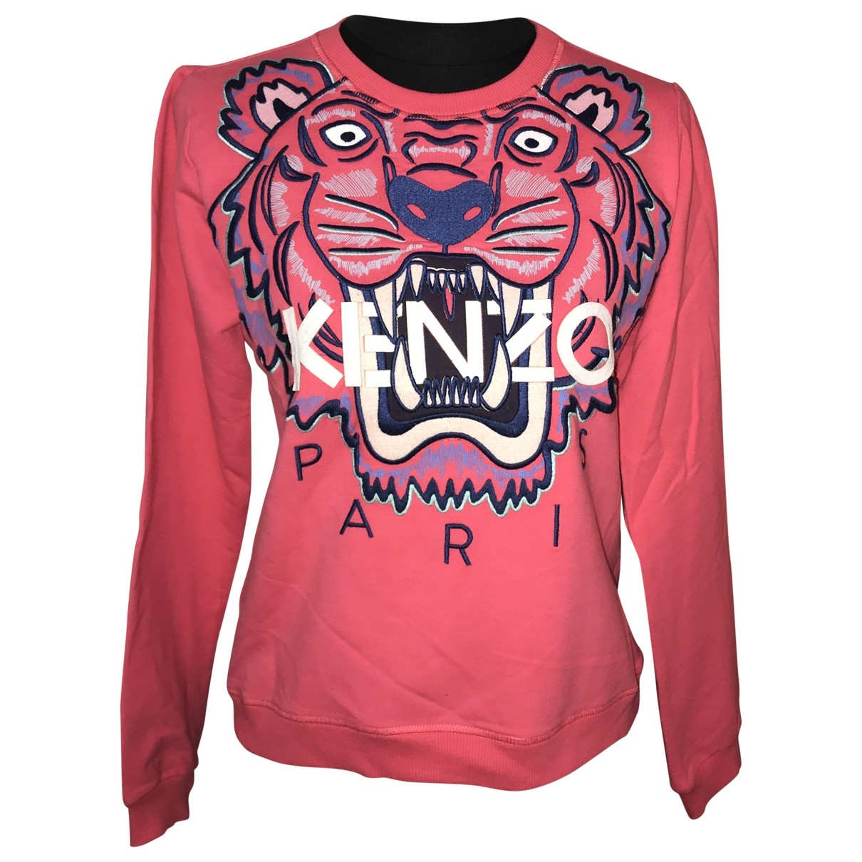 Kenzo \N Pink Cotton Knitwear for Women 34 FR