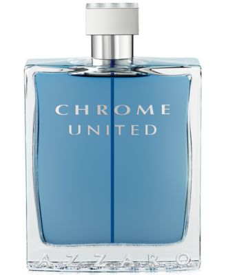 Men's CHROME UNITED Eau de Toilette Spray, 6.8 oz