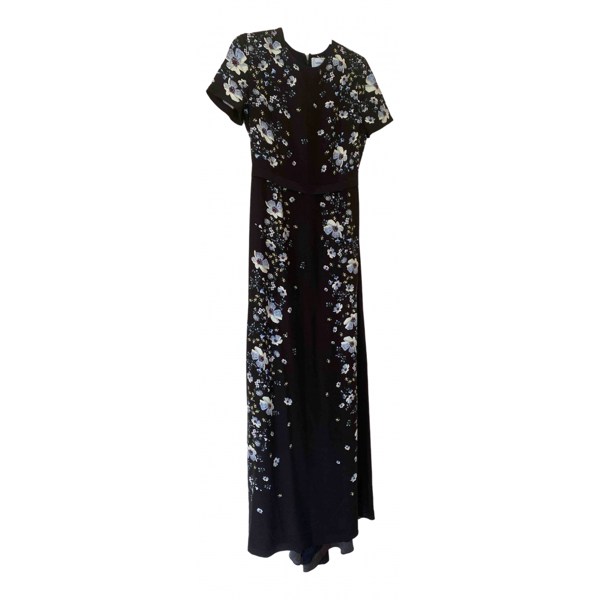 Erdem \N Black Silk dress for Women 12 UK