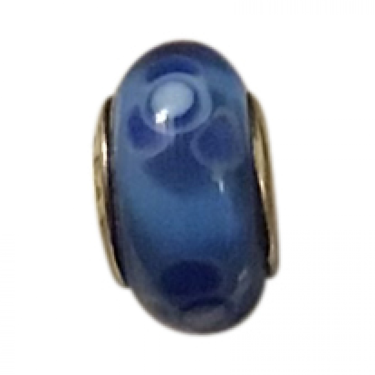 Pandora \N Blue Glass pendant for Women \N