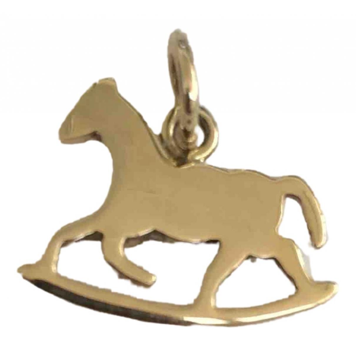 Dodo Pomellato \N Yellow gold pendant for Women \N