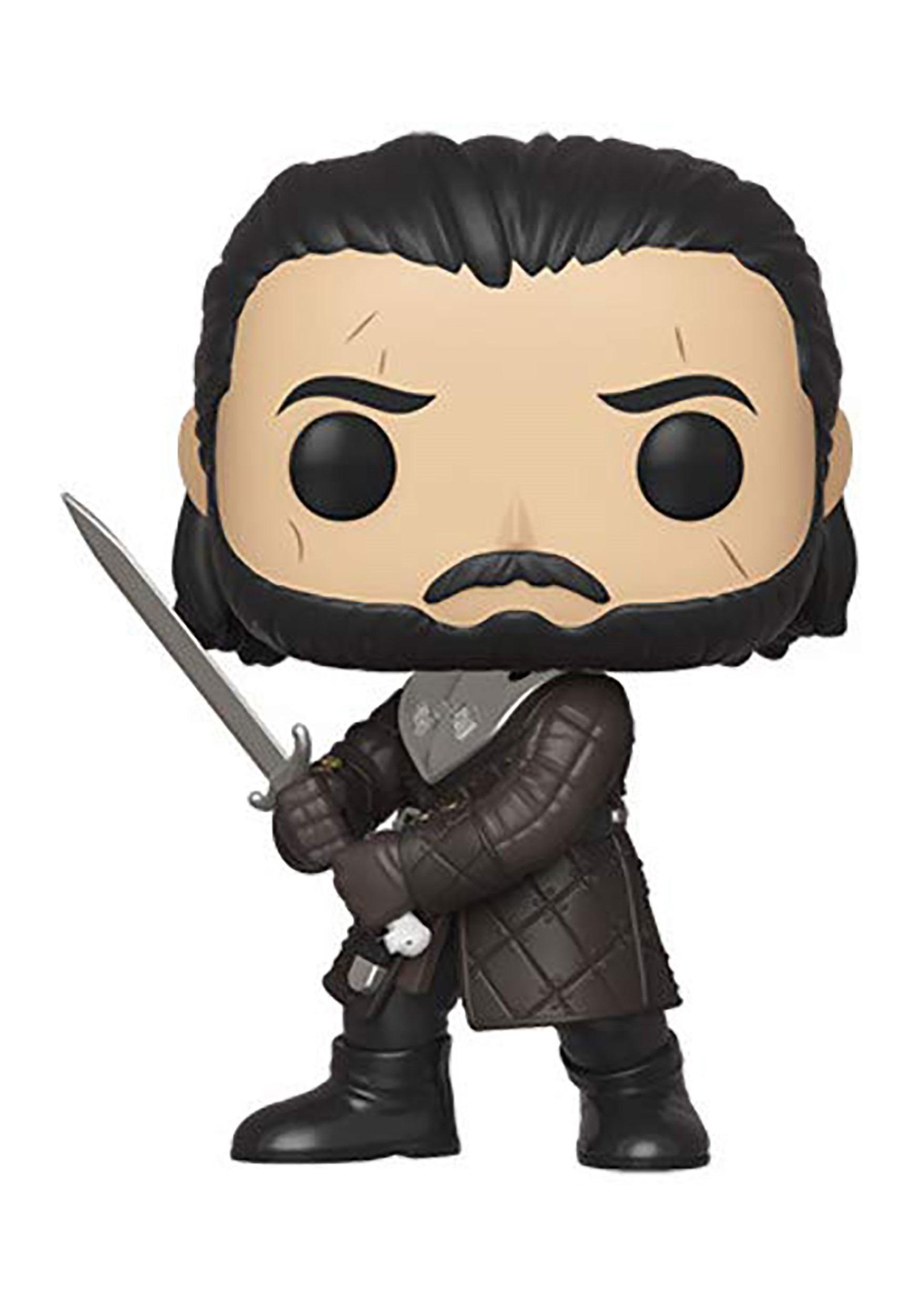 Pop! TV: Jon Snow Game of Thrones Season 8