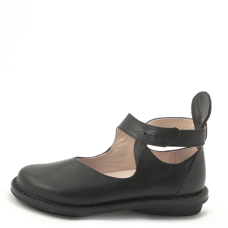 Trippen, Vivienne f Closed Women's Slip-on Shoes, black Größe 38