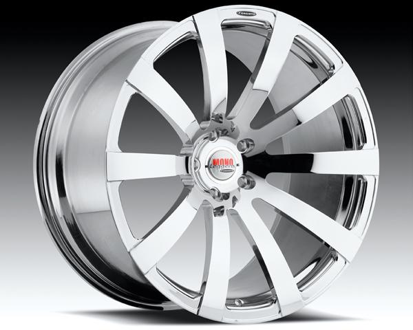 Forgiato FOR-CONM2212 Monoleggera Concavo-M Wheels 22x12